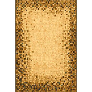 Dywan wełniany PATIO beżowy 170 x 235 cm DYWILAN