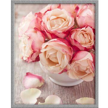 Obraz Kwiaty Róży 40 x 50 cm