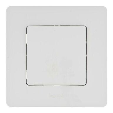 Włącznik pojedynczy schodowy NILOE  Biały  LEGRAND