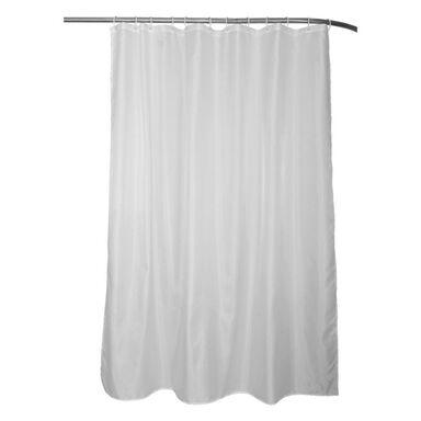 Zasłonka prysznicowa Happy White 180 x 200 cm Sensea