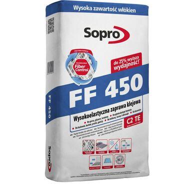 Zaprawa klejowa FF450 SOPRO
