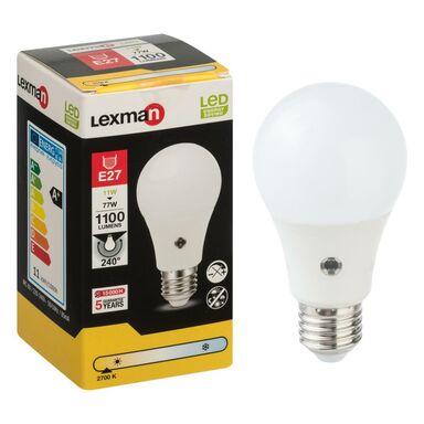 Żarówka LED E27 (230 V) 11 W 1100 lm LEXMAN