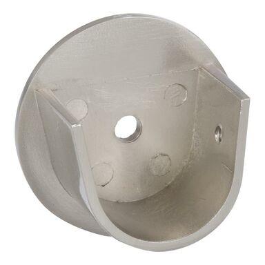 Wspornik do karnisza 28 mm międzyścienny nikiel 2 szt. INSPIRE