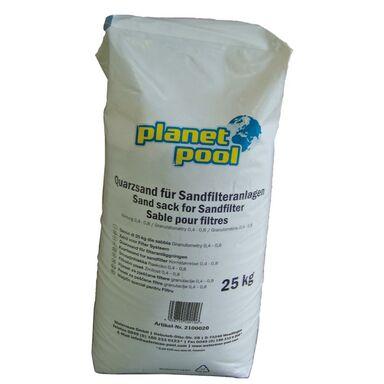 Piasek do filtrów 25 kg PLANET POOL