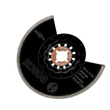 Tarcza półokrągła diamentowa RIFF ACZ 85 RD4 BOSCH