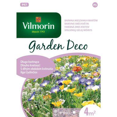 Mieszanka kwiatów na 4 m2 DŁUGO KWITNĄCE nasiona tradycyjne 8 g VILMORIN