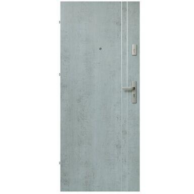 Drzwi wejściowe IRYD Industry 90 Lewe DOMIDOR