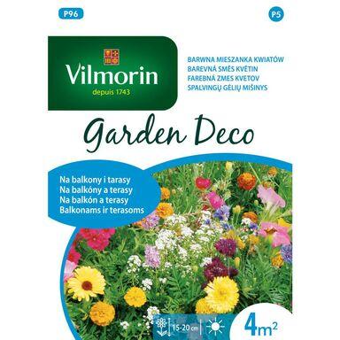 Mieszanka kwiatów na 4 m2 NA BALKONY I TARASY VILMORIN