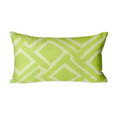 Poduszka Jane zielona 50 x 30 cm