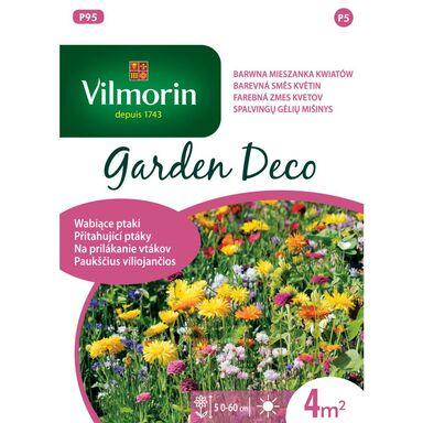 Mieszanka kwiatów na 4 m2 WABIĄCE PTAKI nasiona tradycyjne 8 g VILMORIN