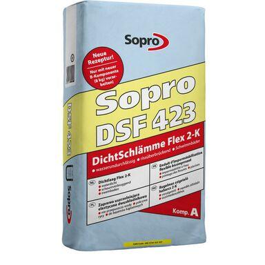Zaprawa uszczelniająca DSF423 24kg SKŁADNIK A SOPRO