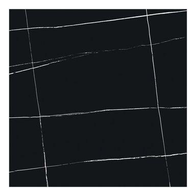 Gres szkliwiony polerowany MONZA BLACK 60 X 60 IRYDA