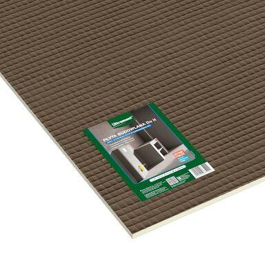 Płyta budowlana ze wzmocnionego XPS pokryta zaprawą mineralną z wtopioną siatką szklaną DO IT 1200 x 600 x 10 ULTRAMENT