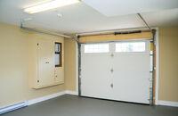 Wykończenie garażu: podłoga