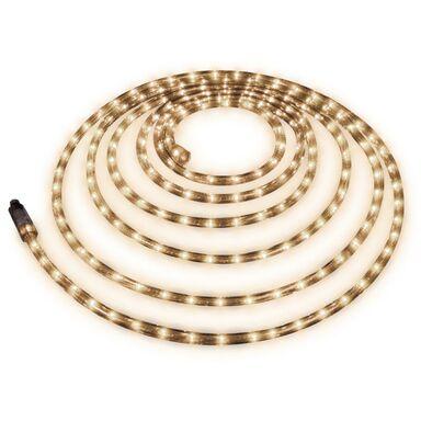 Wąż świetlny zewnętrzny 216 LED 6 m MIX żółty / czerwony