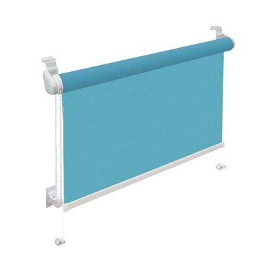 Roleta okienna MADRYT 61.5 x 160 cm turkusowa