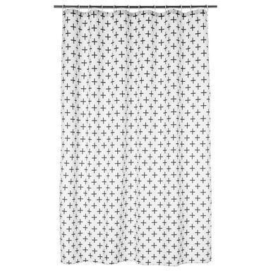 Zasłonka prysznicowa PLUS 180 x 200 cm SENSEA