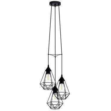 Lampa wisząca BYRON czarna E27 INSPIRE