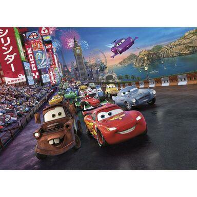 Fotografia ścienna CARS RACE 254 x 254 cm KOMAR