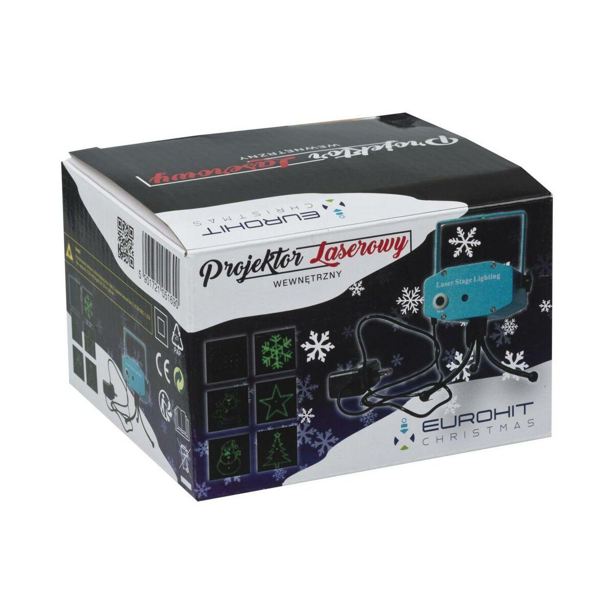Projektor Wewnetrzny Laserowy 6 Obrazow Muzyczny Swieczniki I Dekoracje Swiateczne W Atrakcyjnej Cenie W Sklepach Leroy Merlin