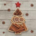 Serwetki świąteczne Spices tree 33 x 33 cm 20 szt.