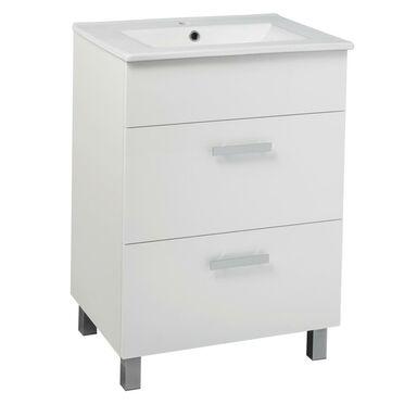 Zestaw mebli łazienkowych z umywalką 60 ELEM MIRANO