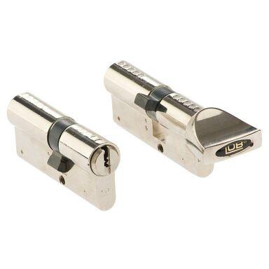 Zestaw wkładek drzwiowych podłużnych BĘBENKOWYCH HEKTOR 40 x 50 mm + 50G x 40 mm LOB