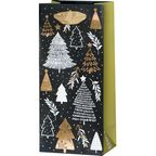 Torebka na prezenty Christmas tree 7 x 10 cm