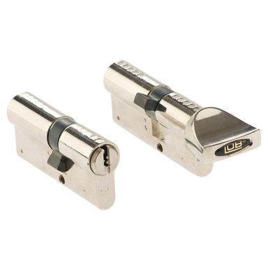 Zestaw wkładek drzwiowych podłużnych BĘBENKOWYCH HEKTOR 40 x 50 mm + 40G x 50 mm LOB