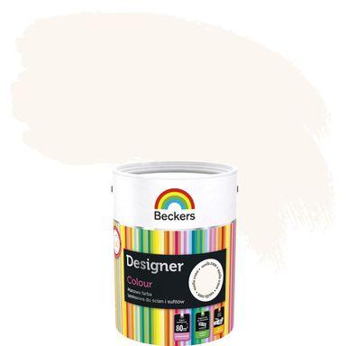 Farba wewnętrzna DESIGNER COLOUR 5 l Vanilla Cream BECKERS