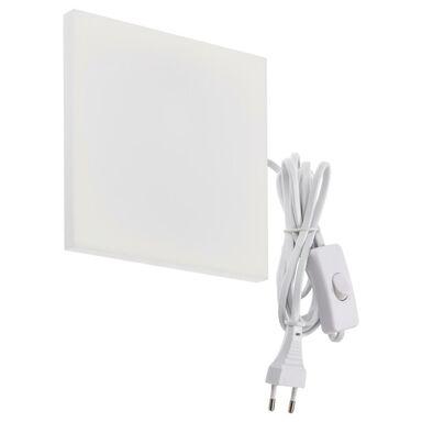 Panel LED PUZZLE 15 x 15 cm biały INSPIRE