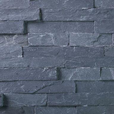Kamień naturalny WALL CRAZY CZARNY SMALL KNAP