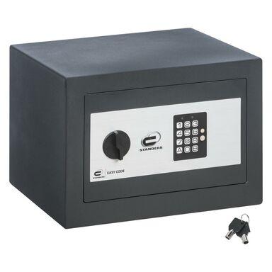 Kasa pancerna z kodem elektronicznym 25 X 35 X 25 CM STANDERS