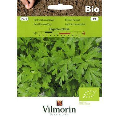 Nasiona warzyw GIGANTE D'ITALIA BIO Pietruszka naciowa VILMORIN