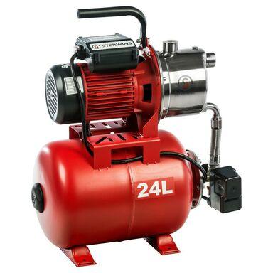 Hydrofor ze zbiornikiem SMI3I-3 1100 W 4600 l/h 24 l STERWINS