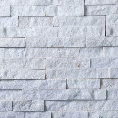 Kamień naturalny WALL CRAZY SNOW WHITE SMALL KNAP