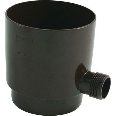 Zbieracz deszczówki 100 mm Brązowy MARLEY