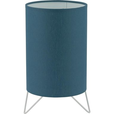Lampka stojąca Relax niebieska E27 TK Lighting