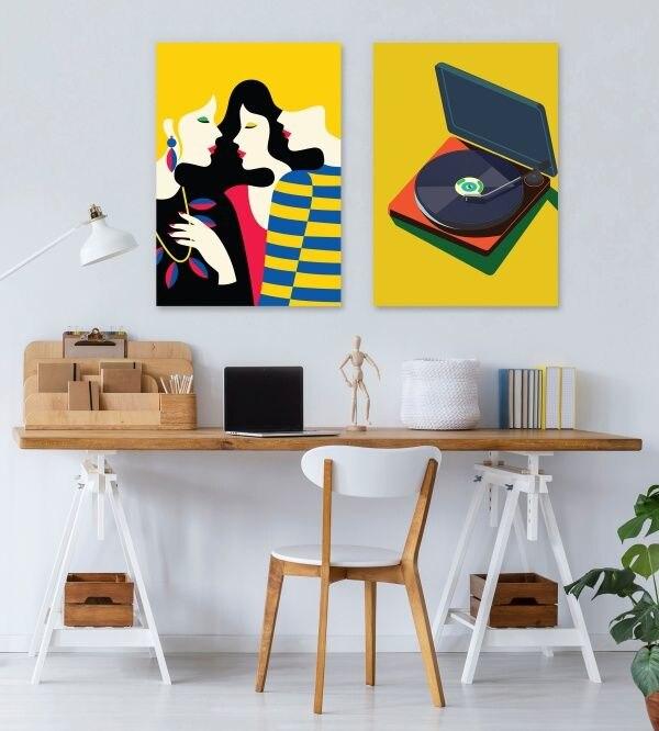 Obrazy i kanwy na ścianę