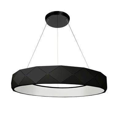 Lampa wisząca REUS 3240 lm czarna LED LIGHT PRESTIGE