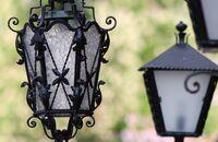 Dekoracyjne oświetlenie na tarasie i balkonie