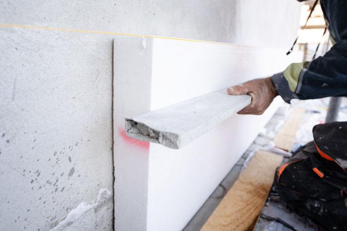 ocieplanie garażu styropianem