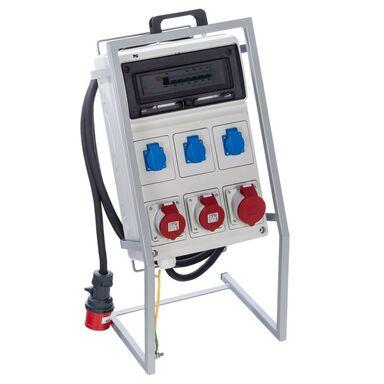 Rozdzielnica elektryczna bez wyposażenia RS / 6259 - 10 / OnPD 5 X 6 mm ELEKTRO-PLAST