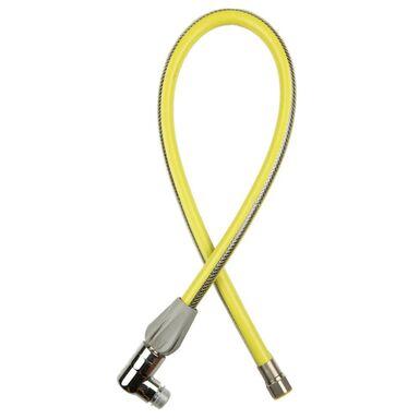 """Przewód elastyczny do gazu z szybkozłączem 1/2"""" 500 mm"""