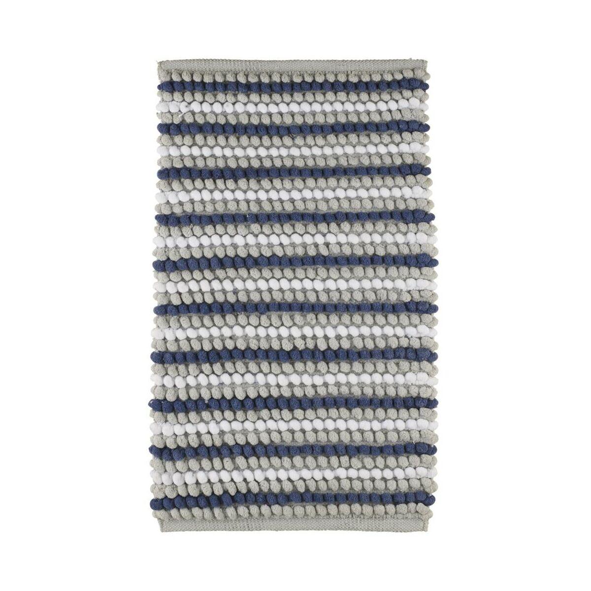 Dywanik Lazienkowy Bright Blue 50 X 83 Cm Sealskin Dywaniki W Atrakcyjnej Cenie W Sklepach Leroy Merlin