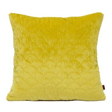 Poduszka ELITE żółta 45 x 45 cm