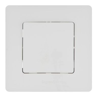 Włącznik pojedynczy NILOE ECO  Biały  LEGRAND