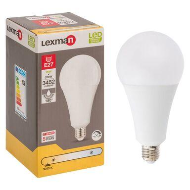 Żarówka LED E27 (230 V) 26 W 3450 lm Ciepła biel LEXMAN