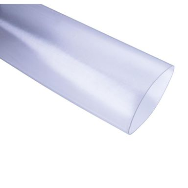Koszulka termokurczliwa 30 mm 1 m przeźroczysta HBF