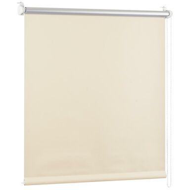 Roleta zaciemniająca BLACKOUT 48 x 150 cm kremowa termoizolacyjna